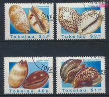 Tokelau 238-241 (kompl.Ausg.) Gestempelt 1996 Porzellanschnecken (9294083 - Tokelau