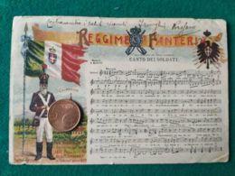 ITALIA 3° Reggimento Di Fanteria - Guerra 1914-18