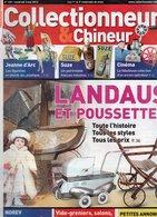 Livres, BD, Revues > Français > Non Classés Collectionneur Et Chineur N°149 Landeaus Et Poussettes,jeanne D Arc,Suze - Livres, BD, Revues