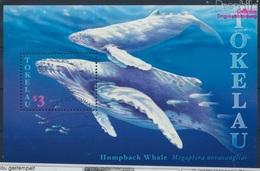 Tokelau Block11 (kompl.Ausg.) Gestempelt 1997 Buckelwal (9294077 - Tokelau