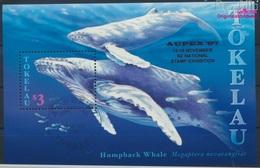 Tokelau Block11I (kompl.Ausg.) Gestempelt 1997 Buckelwal - Auckland (9294076 - Tokelau