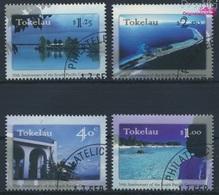 Tokelau 249-252 (kompl.Ausg.) Gestempelt 1997 Südpazifik Kommission (9294075 - Tokelau