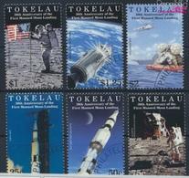 Tokelau 281-286 (kompl.Ausg.) Gestempelt 1999 1. Bemannte Mondlandung (9294062 - Tokelau