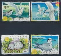 Tokelau 288-291 (kompl.Ausg.) Gestempelt 1999 Schwarznacken Seeschwalbe (9294059 - Tokelau
