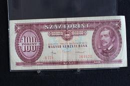M-An / Billet  - Magyar -  Hongrie, 100 Forint / Année 1984 - Roumanie
