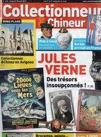 Livres, BD, Revues > Français > Non Classés Collectionneur Et Chineur N°148 Jules Verne,Pots A Tabac,Barbie - Livres, BD, Revues