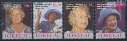 Tokelau 294-297 (kompl.Ausg.) Gestempelt 2000 Königinmutter Elisabeth (9294055 - Tokelau