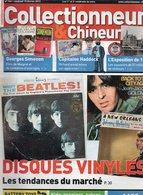Livres, BD, Revues > Français > Non Classés Collectionneur Et Chineur N°144 The Beatles,Haddock,Simenon - Livres, BD, Revues