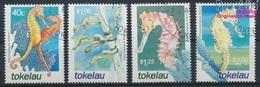 Tokelau 303-306 (kompl.Ausg.) Gestempelt 2001 Seepferdchen (9294051 - Tokelau