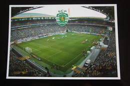 Lesboa - STADE / ESTADIO/ STADIO : Alvalade, Sporting Stadium - Stades
