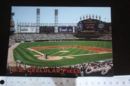 Chicago - STADE / ESTADIO/ STADIO : Aerial View Stadium - Stades