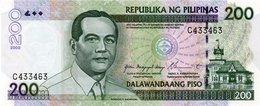 * PHILIPPINES - 200 PISO 2002 UNC - P 195 A - Philippines