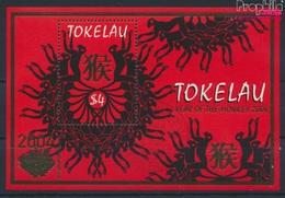 Tokelau Block30I (kompl.Ausg.) Gestempelt 2004 Chinesisches Neujahr - Hong Kong (9294034 - Tokelau
