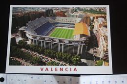Valencia - STADE / ESTADIO/ STADIO : Aerial View Stadium - Stades