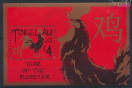 Tokelau Block32 (kompl.Ausg.) Gestempelt 2005 Chinesisches Neujahr (9294030 - Tokelau
