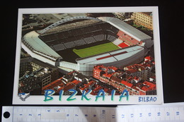 Bilbao - STADE / ESTADIO/ STADIO : Aerial View Stadium - Stades