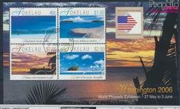 Tokelau Block35 (kompl.Ausg.) Gestempelt 2006 Briefmarkenausstellung (9294023 - Tokelau