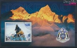 Tokelau Block39 (kompl.Ausg.) Gestempelt 2008 Edmund Hillary (9294017 - Tokelau