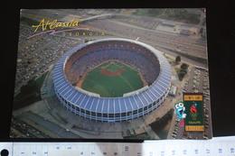 Atlanta - STADE / ESTADIO/ STADIO : Aerial View Stadium - Stades