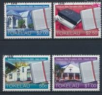 Tokelau 403-406 (kompl.Ausg.) Gestempelt 2010 Tokelauische Bibelübersetzung (9294010 - Tokelau