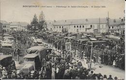 Cpa ROCQUIGNY-08-Pélerinage De Saint Christophe-27 Juillet 1924 Très Animée Phototypie J.Bienaimé - France