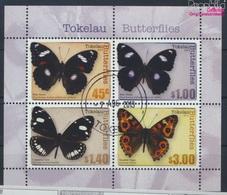 Tokelau Block51 (kompl.Ausg.) Gestempelt 2013 Schmetterlinge (9293995 - Tokelau