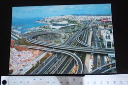 Piraeus - STADE / ESTADIO/ STADIO : Aerial View Stadium - The Peace And Friendship Stadium - Stades
