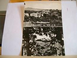 1957 - Grosseto - Montieri - Boccheggiano - 2 Vedute - Panorama   - Vera Fotografia - Grosseto