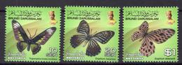 2012 - BRUNEI - Mi. Nr. 775/777 - NH - (UP.207.45) - Brunei (1984-...)