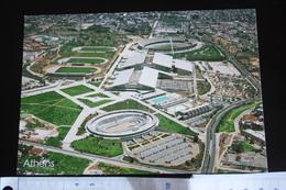 Athens - STADE / ESTADIO/ STADIO : Aerial View Stadium - Stades