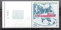 Serie De TAAF Nº Yvert 182 ** - Terres Australes Et Antarctiques Françaises (TAAF)