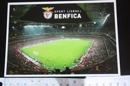 Lisboa Benfica Stadion Cartolina Stadio Postcard Stadion - ESTADIO - STADIUM - STADE - Stades