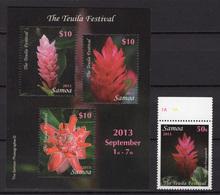 2013 - SAMOA - Yv.. Nr. 1098+BF 84 - NH - (UP.207.46) - Samoa