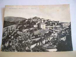 1959 - Grosseto - Montieri - Boccheggiano  - Panorama   - Vera Fotografia - Grosseto