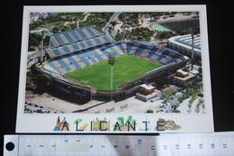 Alicante - STADE / ESTADIO/ STADIO : Aerial View Stadium - Stades