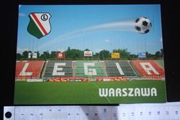 Warszawa - STADE / ESTADIO/ STADIO : Field View Stadium - Stades