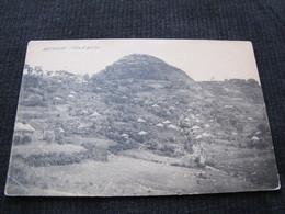 Ancienne Carte Postale Cpa Rare Afrique Abyssinie Ethiopie Ville D'Ankober - Ethiopie