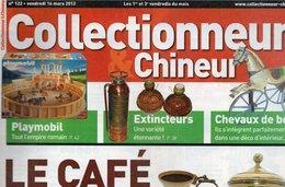 Livres, BD, Revues > Français > Non Classés Collectionneur Et Chineur N°122 Café Pub, Moulins,chevaux De Bois - Livres, BD, Revues