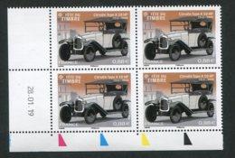 11918 FRANCE N°? 0.88€ Citroën Type A 10 HP De 1919 : Fête Du Timbre 2019  C.D Du 28.01.19  SUPERBE - Ecken (Datum)
