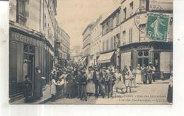 543. Paris, Rue Des Amandiers à La Rue Des Partants - Distretto: 20