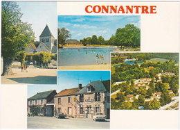 51. Gf. CONNANTRE. 4 Vues. 1883 - France