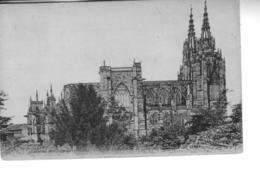 Environs De CHÂLONS SUR MARNE  Eglise De Notre Dame De L'Epine Entrée Latérale Nord - Châlons-sur-Marne