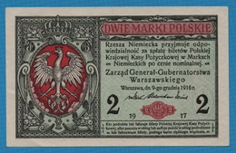 POLAND 2 MARKI1917Serie B.2377292 P# 9 Polska Krajowa Kasa Pożyczkowa - Polonia