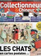 Livres, BD, Revues > Français > Non Classés Collectionneur Et Chineur N°138 Les Chats , Avions Jouets, Apple - Livres, BD, Revues