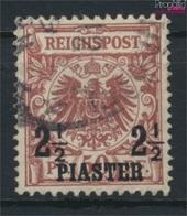 Dt. Post Türkei 10c Gestempelt 1889 Aufdruckausgabe (9288878 - Deutsche Post In Der Türkei