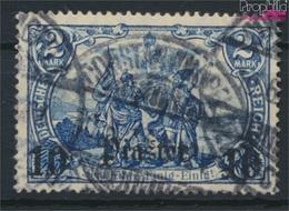 Dt. Post Türkei 45 Gestempelt 1906 Aufdruckausgabe (9288875 - Deutsche Post In Der Türkei