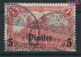 Allemand. Post Turquie 44 Oblitéré 1907 émision De Surcharge (9288876 (9288876 - Offices: Turkish Empire