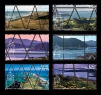 New Zealand 2019 Mih. 3660/65 Lighthouse Perspectives MNH ** - Nouvelle-Zélande