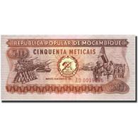 Billet, Mozambique, 50 Meticais, 1980, 1980-06-16, KM:125, NEUF - Mozambique