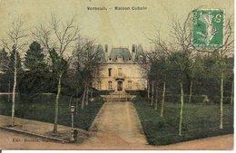 L35B101 - Verneuil  - Maison Cubain  - Editions Bresson - Verneuil-sur-Avre